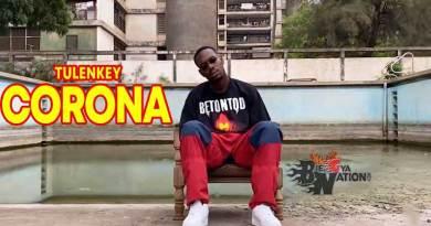 Tulenkey Corona Music Video Bosom P-Yung Attaa Adwoa cover.