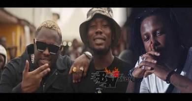 Tulenkey ft Kelvyn Boy n Medikal Ghetto Boy Music Video directed by Aphro n produced by BodyBeatz.