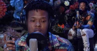 Nasty C Im Sorry From Lost Files Music Video.
