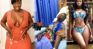 Princess Shyngle loses her pregnancy whilst husband Frederick is in jail.