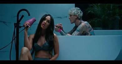 Machine Gun Kelly starring Megan Fox Bloody Valentine Music Video directed by Michael Garcia.