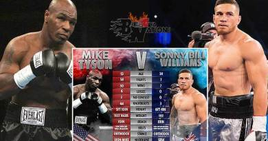 Mike Tyson offered 1million dollars to fight Sonny Bill Williams in exhibition bout