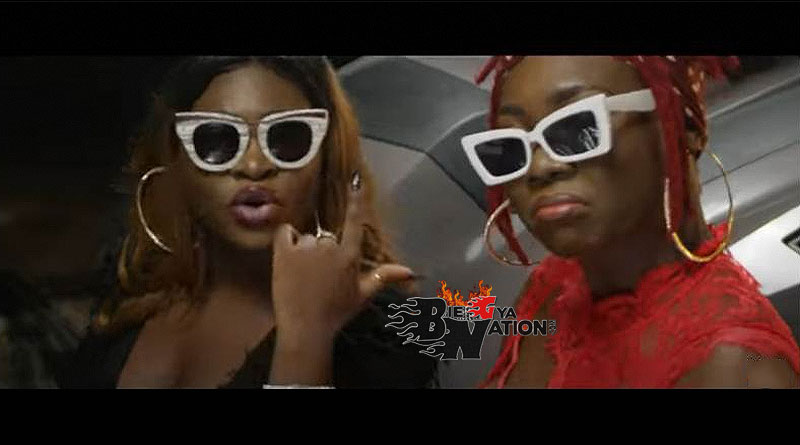 Sista Afia ft Akiyana Street Video directed by Prince Dovlo n song produced by Forzy Beats.