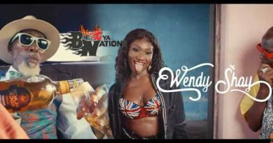 Wendy Shay Akokora Gangster Music Video directed by Yaw Skyface n produced by MOG Beatz.