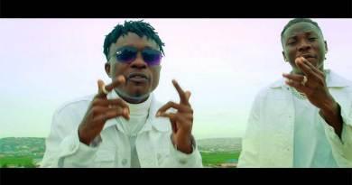 Kofi Jamar ft Stonebwoy Mi Dey Up Remix Music Video directed by Kobe Outta.