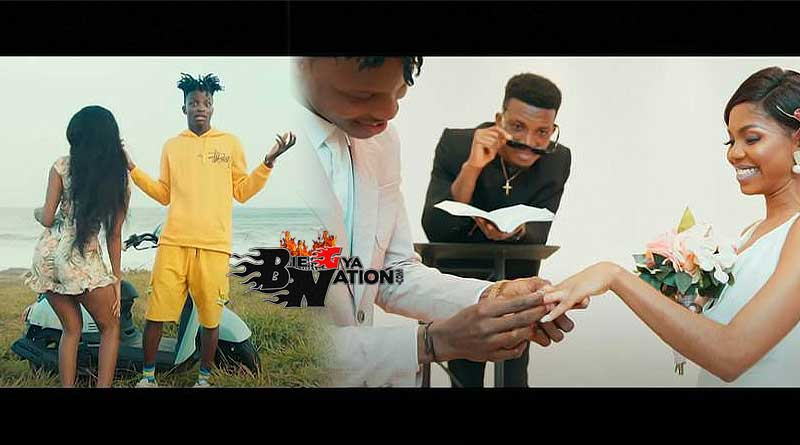 Lasmid ft Kofi Kinaata Odo Brassband Music Video directed by KP Selorm n produced by Two Bars.