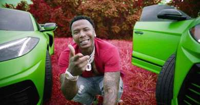 Moneybagg Yo Said Sum Music Video directed by Ben Marc.