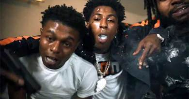 NBA YoungBoy Sticks With Me Music Video directed by Rich porter.