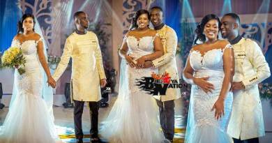 Joe Mettle marries Salomey Selasie Dzisa n sings Yesu Mo Thank You Jesus Official Wedding Video