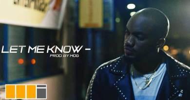 Mr Drew Let Me Know Music Video