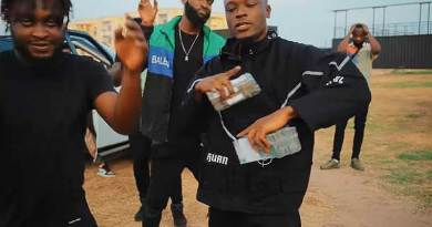Okese1 Yie Yie Music Video directed by KTO