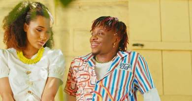 Oxlade Away Music Video directed by TG Omori