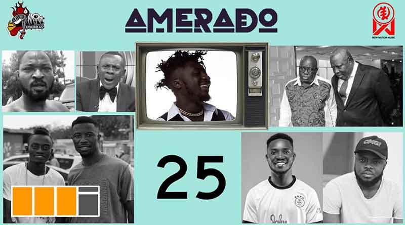 Amerado Yeete Nsem Episode 25 Akrobeto LilWin Teacher Kwadwo Sheldon Martin Amidu