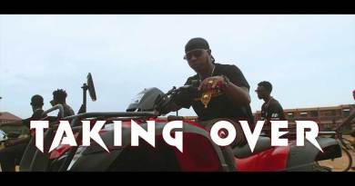 Flowking Stone Kunta Kinte Taking Over Music Video directed by Koby Shots, song produced by Tubhani Muzik