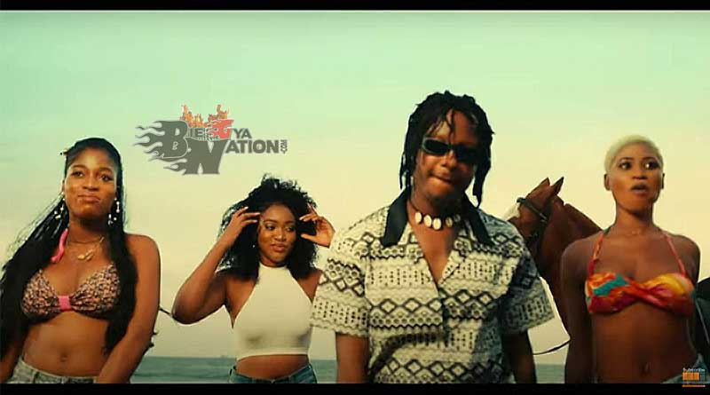 Kelvynboy Style Music Video directed by Yaw Skyface