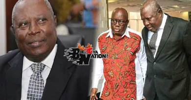 Martin Amidu resigns as first special prosecutor of Ghana after his appoinment by President Nana Akufo-Addo