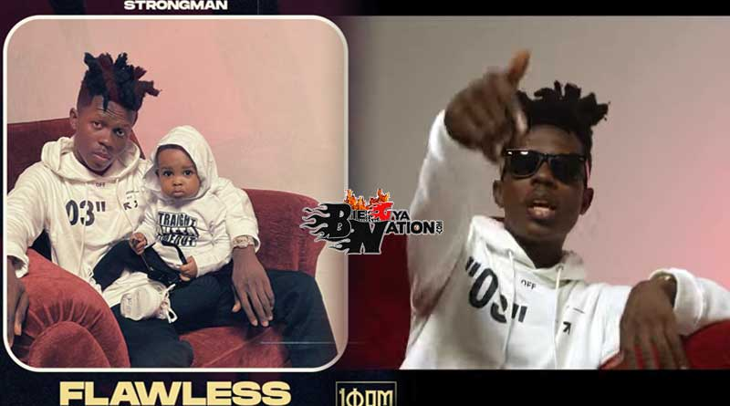 Strongman Flawless Music Video directed by Prince Dovlo, song produced by Gee Mix