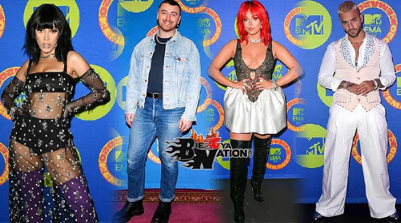 2020 MTV Europe Music Awards complete list of winners
