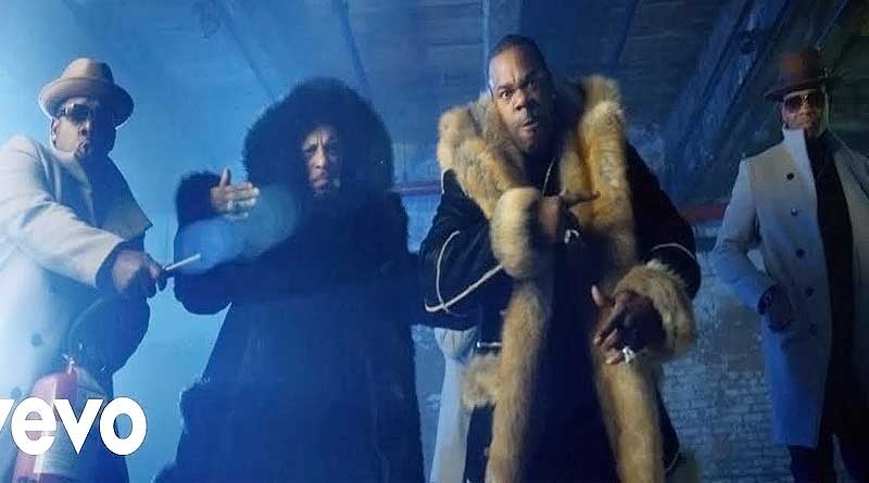 Busta Rhymes ft Bell Biv Devoe Outta My Mind Music Video directed by Michael Garcia.