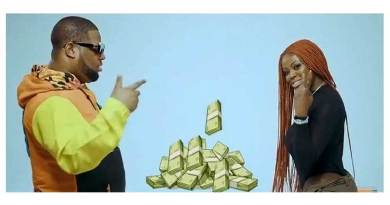 D-Black ft Nina Ricchie Nothing On Me Music Video directed by Prince Dovlo, song produced by Kuvie.