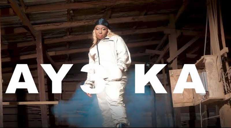 Eno Barony Ay3 Ka Music Video directed by Rakil Ghana.