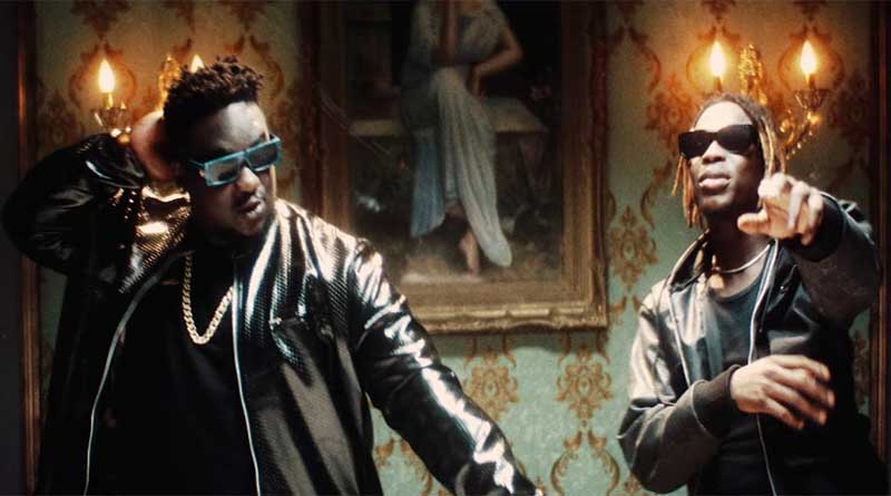 Fireboy DML ft Wande Coal Spell Music Video directed by Clarence Peters, song produced by Pheelz.
