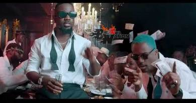 Joey B ft Sarkodie Cold Music Video directed by Yaw Phanta