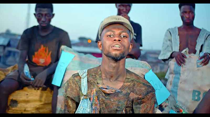 Kweku Flick Bye Bye Music Video directed by Nuel Acheampong.