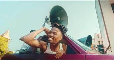 Kweku Smoke ft Kwesi Arthur On The Streets Music Video