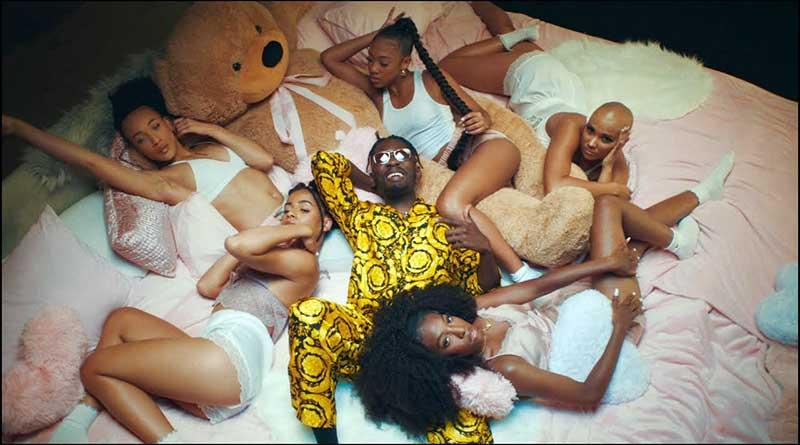 Mr Eazi ft J Balvin Lento Music Video directed by Meji Alabi