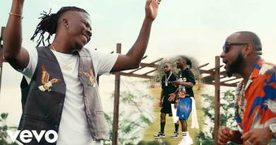 Stonebwoy ft Davido Activate Music Video directed by Yaw Skyface, song produced by Mix Master Garzy