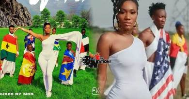 Wendy Shay Pray For The World In Memory of The Late Ebony Reigns Music Video