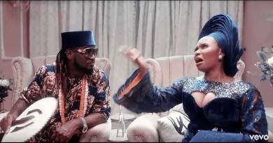 Yemi Alade ft Rudeboy Deceive Music Video directed by Clarence Peters, song produced by Edgar Boi