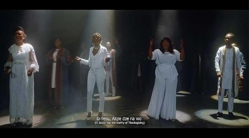 Celestine Donkor ft Efya Akwaboah Maa Cynthia Yedawase Music Video