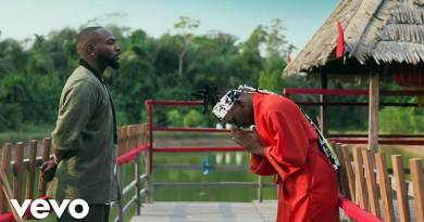 Davido ft Mayorkun The Best Music Video directed by Dammy Twitch, song produced by Fresh VDM.