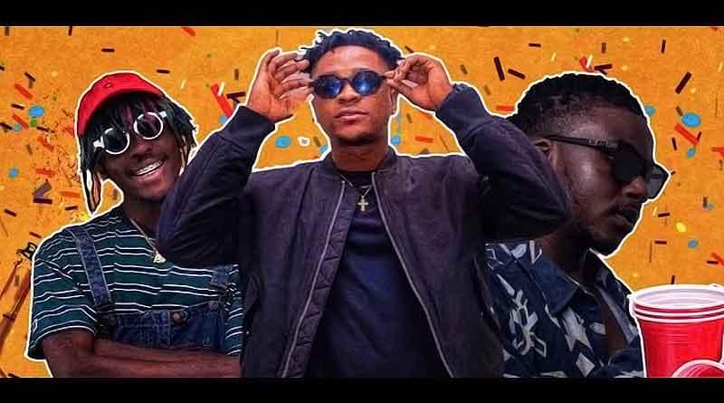 Krymi ft Kofi Mole King Maaga Party Gbee Music Video produced by Kaywa