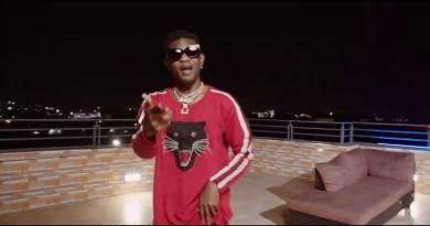 Lyrical Joe The Barcode Freestyle Music Video directed by Nii Josiah