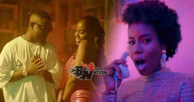 MzVee ft Sarkodie Balance Music Video directed by Jay, song produced by Kizzy