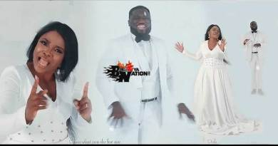 Ohemaa Mercy ft MOG Ote Me Mu Jesus lives in me Music Video directed by McWillies, song produced Kaywa
