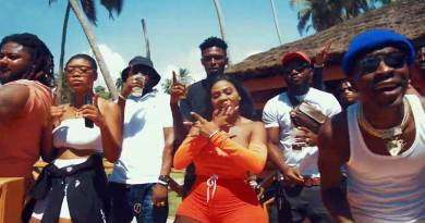Shatta Wale 1 Don Music Video directed by PKMI, song produced by Beatz Vampire