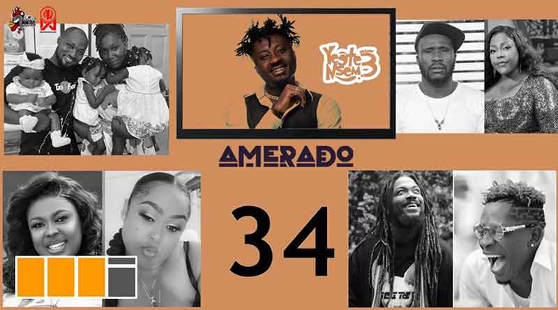 Amerado ft Bogo Blay Yeete Nsem Episode 34 video Dr Likee Mona Gucci directed by Director K.