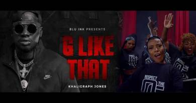 Khaligraph Jones G Like That Music Video directed by Jeff Adair Dallas TX and Ricky Becko.