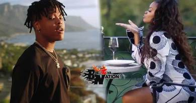 Nasty C Ari Lennox Black And White Music Video directed by Kyle White.