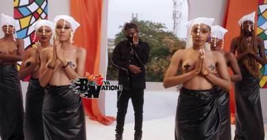 Bella Shmurda Rush Music Video directed by Naya.