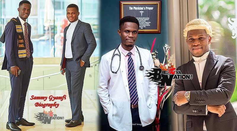 Sammy Gyamfi brother family siblings Dr Pastor Daniel Gyamfi