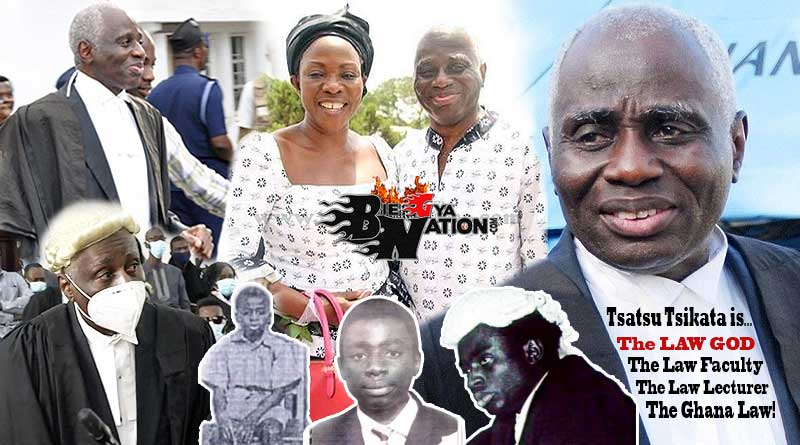 Tsatsu Tsikata Biography, age, wife, children, record-breaking education, career, parents, family, siblings, Tsatsu and Nana Akufo-Addo win court case.