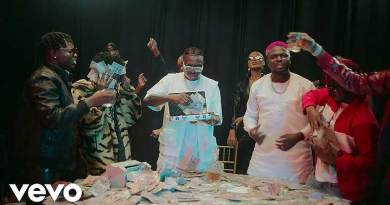 Zlatan ft Oberz Frescool Oladips Lagos Anthem Remix Music Video directed by Dammy Twitch.