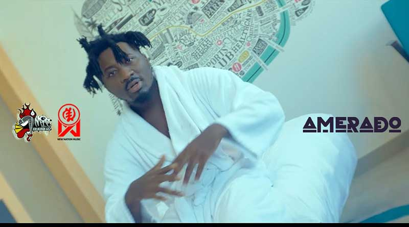 Amerado Me Ho Y3 Music Video directed by Sivo, song produced by IzJoeBeatz, Mixed n Mastered AzeeBurner