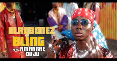Blaqbonez ft Amaarae Buju Bling Music Video directed by TG Omori, song produced by Type A.