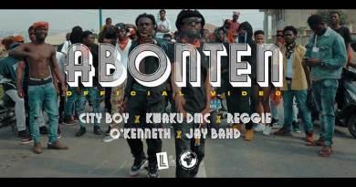 City Boy ft Kwaku Dmc Reggie OKenneth Jay Bahd Abonten Music Video